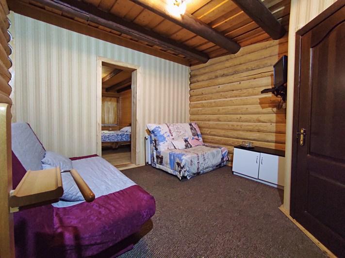 Покращений 2-кімнатний